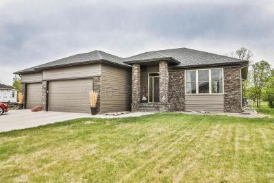 Fargo Single Family Home For Sale: 7196 14 Street S