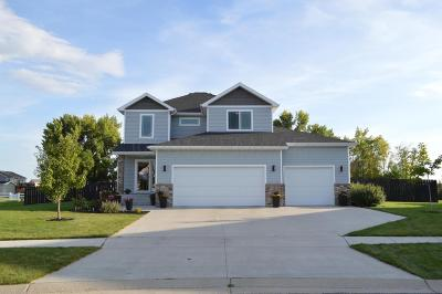 Moorhead Single Family Home For Sale: 3835 15th Street S