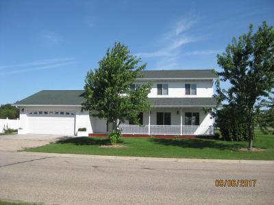 Milnor Single Family Home For Sale: 113 1st Avenue