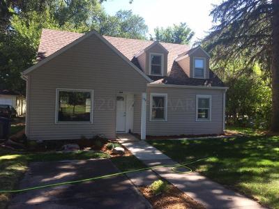 Moorhead Single Family Home For Sale: 1122 3rd Street S