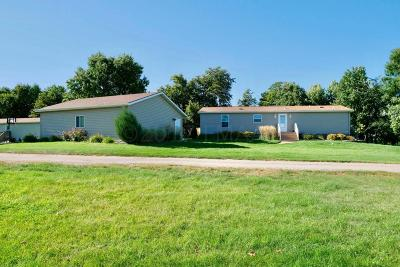 Lake Park Single Family Home For Sale: 17722 Co Hwy 6 --