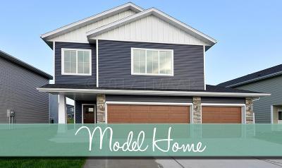 Fargo Single Family Home For Sale: 6183 58 Street S