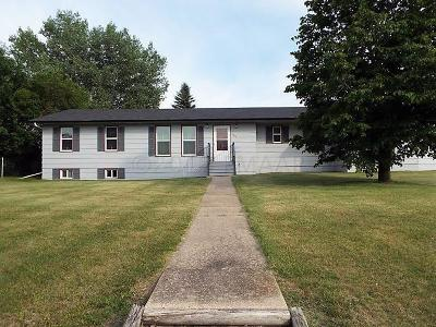 Walhalla ND Single Family Home For Sale: $235,000