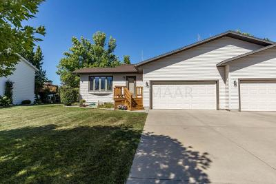 West Fargo ND Single Family Home For Sale: $219,900