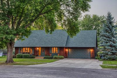 Fargo Single Family Home For Sale: 2502 Willow Road N