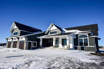 West Fargo Single Family Home For Sale: 1020 49 Terrace W