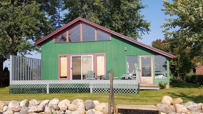 Perham Single Family Home For Sale: 45894 Devils Lake Road