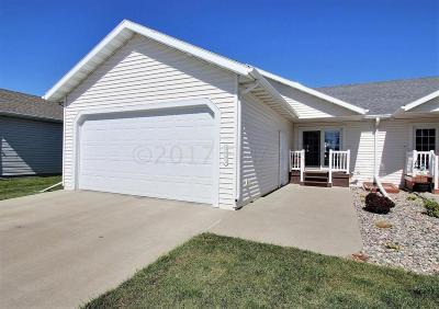 West Fargo Condo/Townhouse For Sale: 3563 Eagle Run Drive