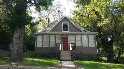 Enderlin ND Single Family Home For Sale: $64,900