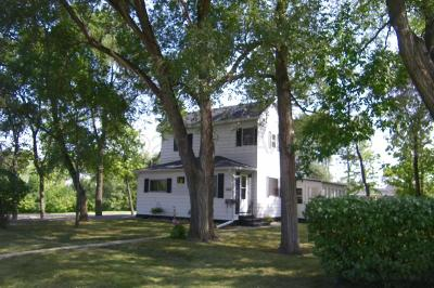 Enderlin ND Single Family Home For Sale: $84,900