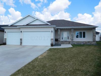 West Fargo Single Family Home For Sale: 3419 Loberg Lane E