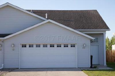 West Fargo ND Single Family Home For Sale: $206,900