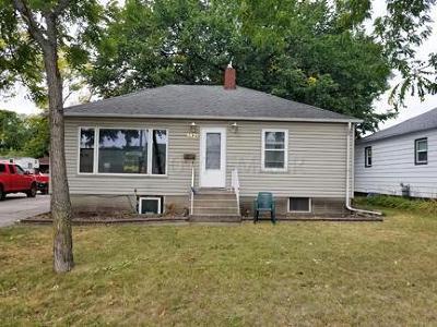 Fargo Single Family Home For Sale: 1421 13 1/2 Street S