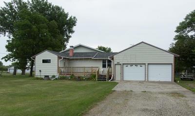 Glyndon Single Family Home For Sale: 106 110 Street S
