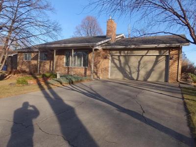 Moorhead Single Family Home For Sale: 2732 Walnut Circle