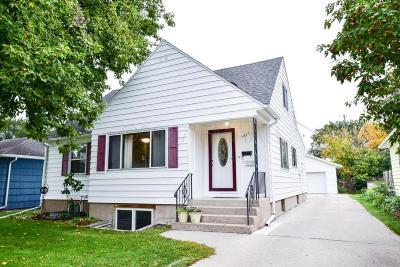 Fargo Single Family Home For Sale: 1317 9 Street N