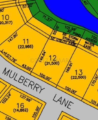 West Fargo Residential Lots & Land For Sale: 1023 Mulberry Lane
