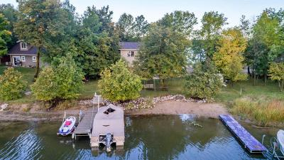 Single Family Home For Sale: 16237 Sugar Island Road