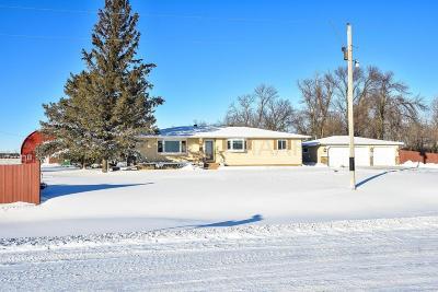 Moorhead Single Family Home For Sale: 3809 28 Street N