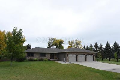 Fargo Single Family Home For Sale: 1326 64 Avenue N