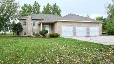 Kindred Single Family Home For Sale: 5039 Elm Tree Road