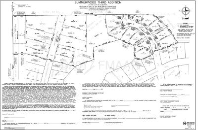 Dilworth Residential Lots & Land For Sale: 1422 Summerwood Trail W