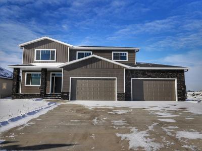 Fargo Single Family Home For Sale: 6931 Golden Valley Parkway S