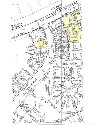 West Fargo Residential Lots & Land For Sale: 115 36 Ave Place E