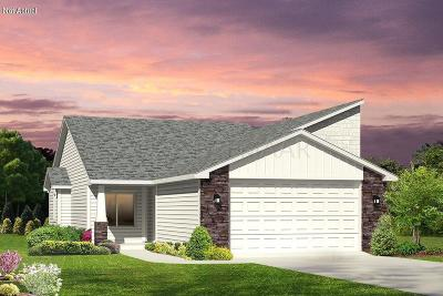 West Fargo Condo/Townhouse For Sale: 3351 A 6 Way E