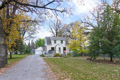 Horace Single Family Home For Sale: 213 Wall Avenue W