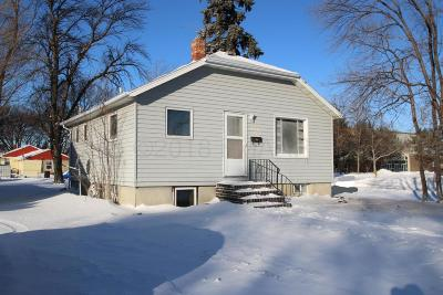 Fargo ND Single Family Home For Sale: $131,400