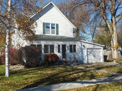 Casselton Single Family Home For Sale: 332 8th Avenue N