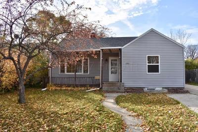 Moorhead Single Family Home For Sale: 1301 5th Street S