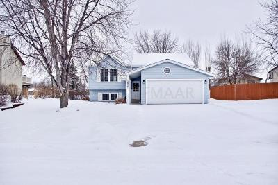 Moorhead Single Family Home For Sale: 2838 Village Green Drive