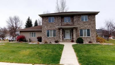 Fargo Single Family Home For Sale: 2817 39 1/2 Avenue S