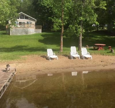 Single Family Home For Sale: 15056 Summer Island Road