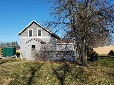 Lisbon ND Single Family Home For Sale: $39,900