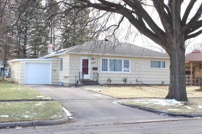 Moorhead Single Family Home For Sale: 1304 17th Street S