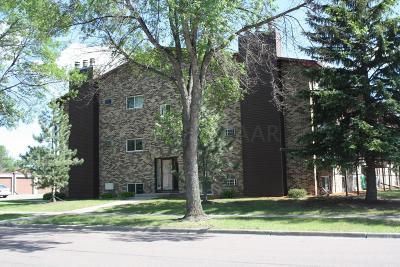 Fargo Condo/Townhouse For Sale: 1102 23rd Street S #D2