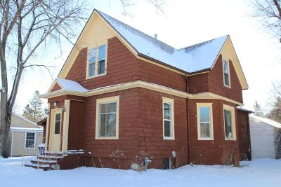 Moorhead Single Family Home For Sale: 411 5th Avenue S