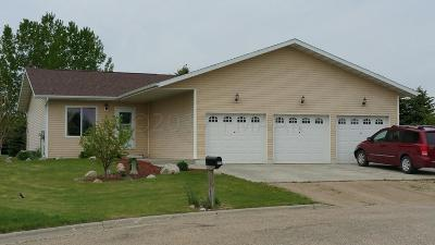 Milnor Single Family Home For Sale: 205 Glendale Circle