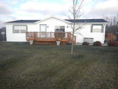 Frazee Mobile Home For Sale: 44300 Co Rd 151 --