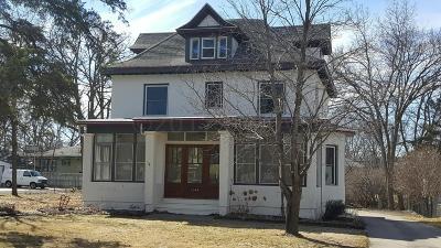 Detroit Lakes Single Family Home For Sale: 1144 Summit Avenue