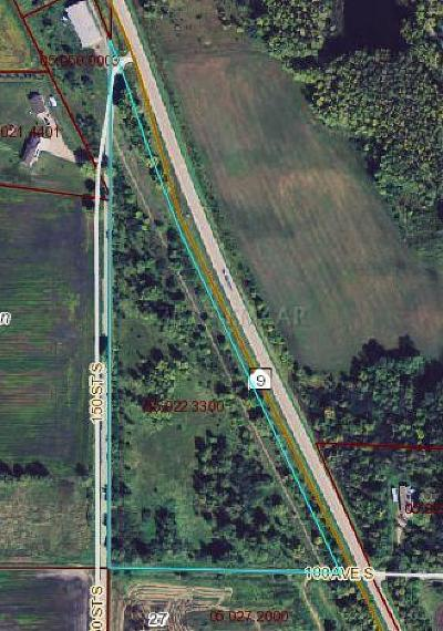 Barnesville Residential Lots & Land For Sale: 9877 State Hwy 9 --