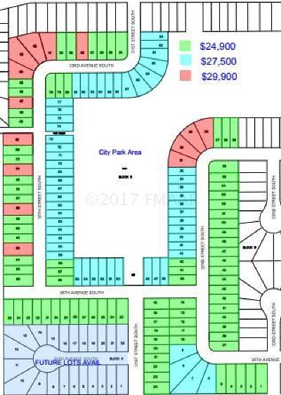 Moorhead Residential Lots & Land For Sale: 3816 31st Street S