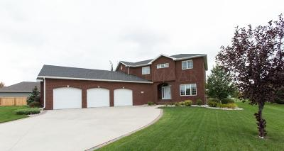 Fargo Single Family Home For Sale: 2075 Rose Creek Boulevard S