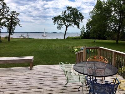Detroit Lakes Single Family Home For Sale: 1025 Shore Drive N