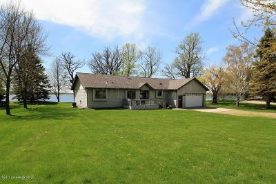 Pelican Rapids Single Family Home For Sale: 23428 Sunset Beach Trail