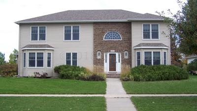 Fargo Single Family Home For Sale: 1011 Harwood Drive S