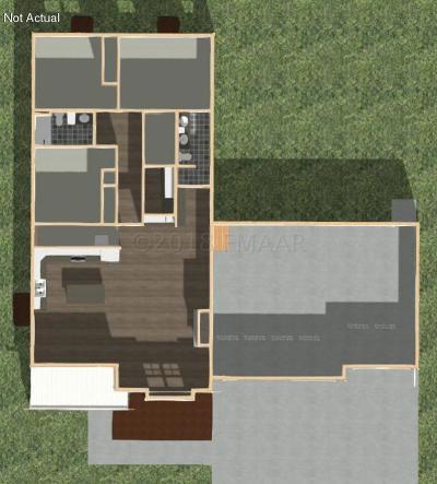 Fargo Single Family Home For Sale: 2656 Golden Lane S